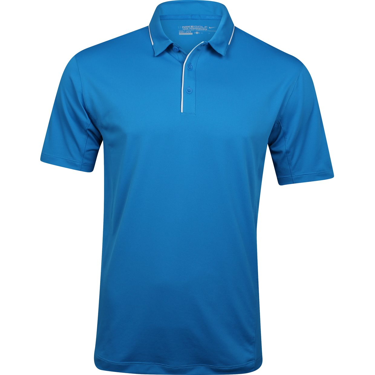 Nike Dri-Fit Nike Tech Tipped Polo Shirt Apparel at ...