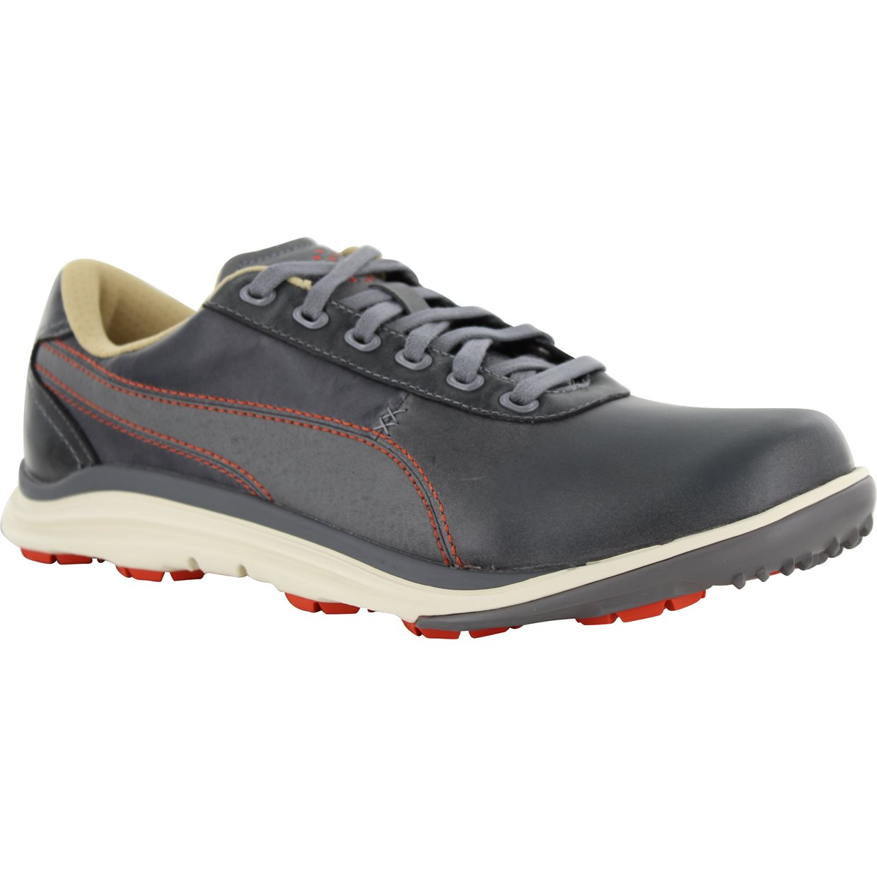 Biodrive Leather Spikeless Golf Shoes
