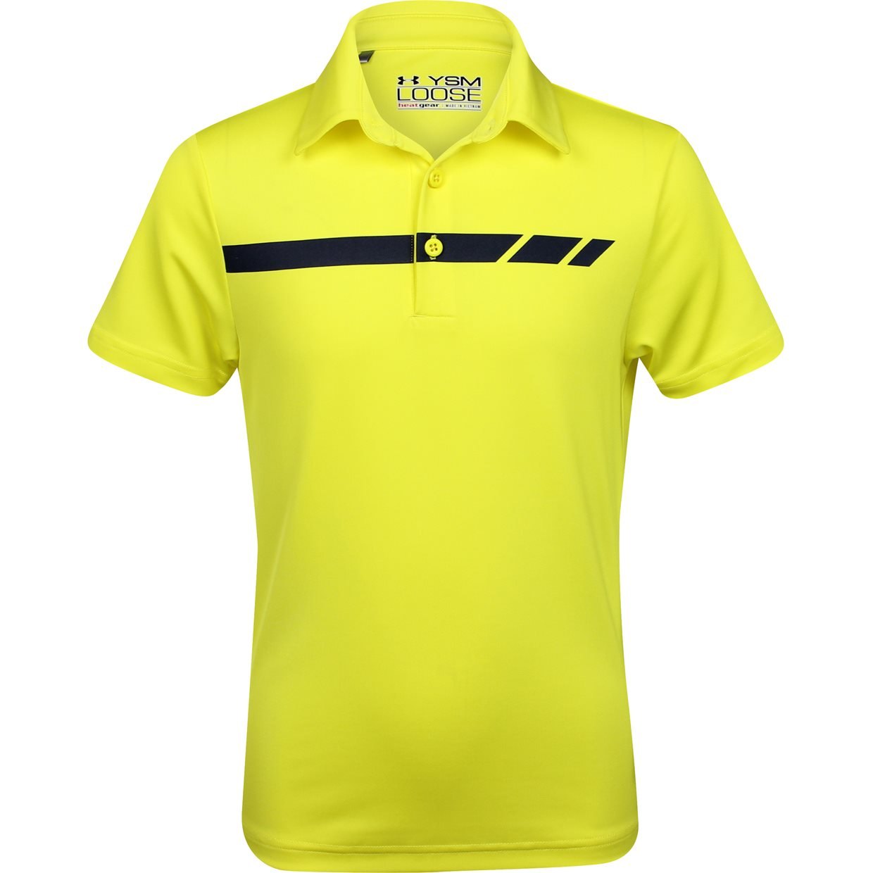 Under armour ua youth condor shirt polo short sleeve apparel for Under armour swim shirt youth