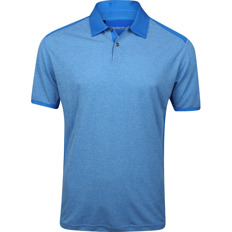 Adidas Climachill Heather Block Shirt Polo Short Sleeve