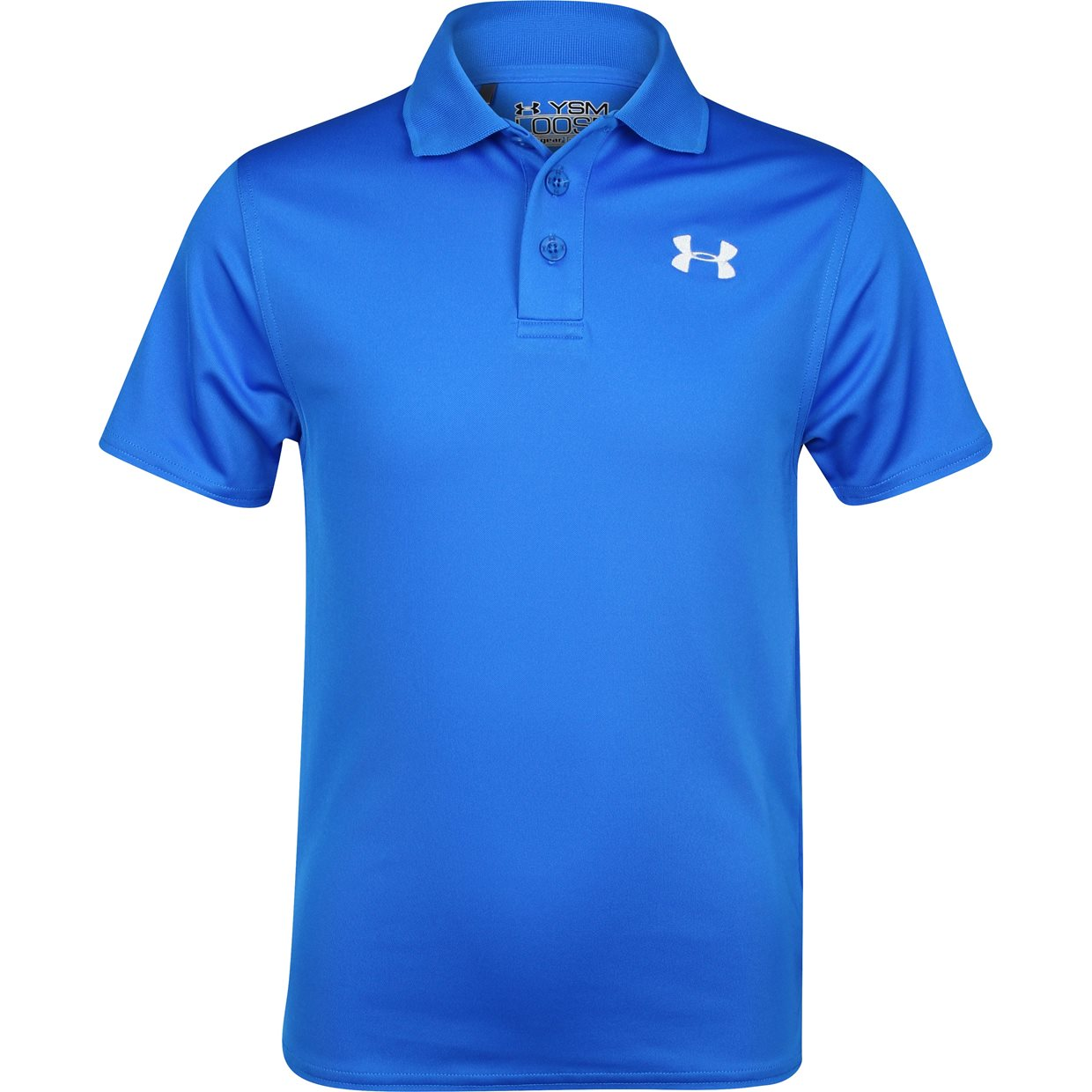 Junior under armour ua youth performance shirt apparel xl for Youth performance polo shirts