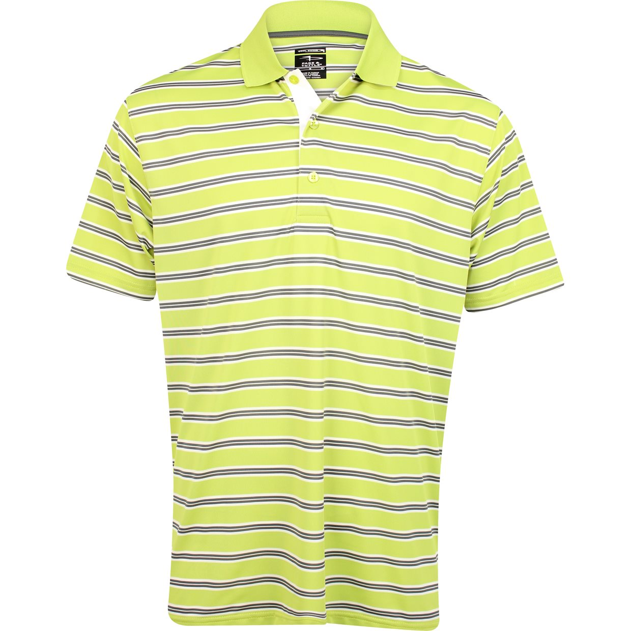 Page Tuttle Simple Yarn Dye Stripe Interlock Shirt