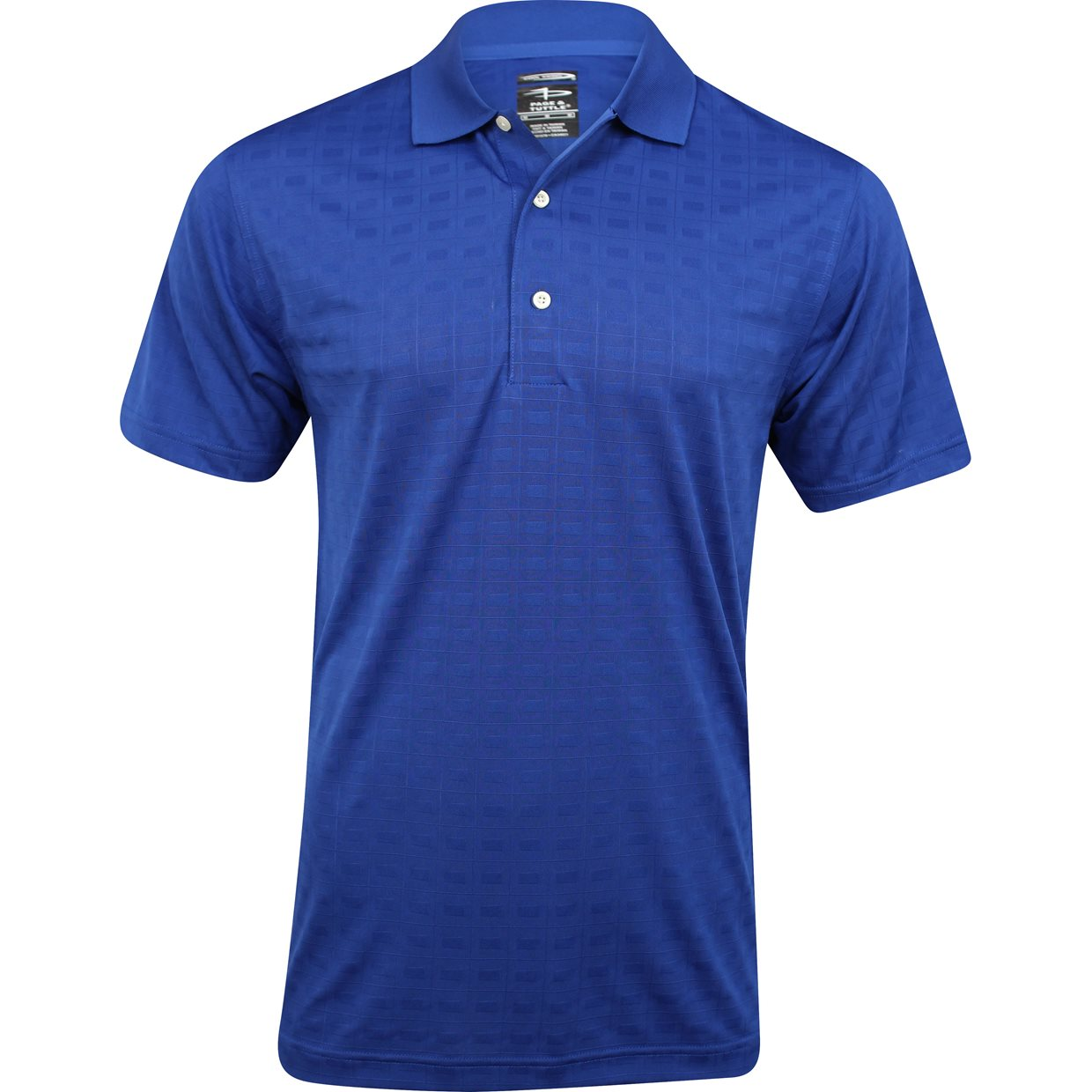 Page Tuttle Texture Jacquard Jersey Shirt Apparel At