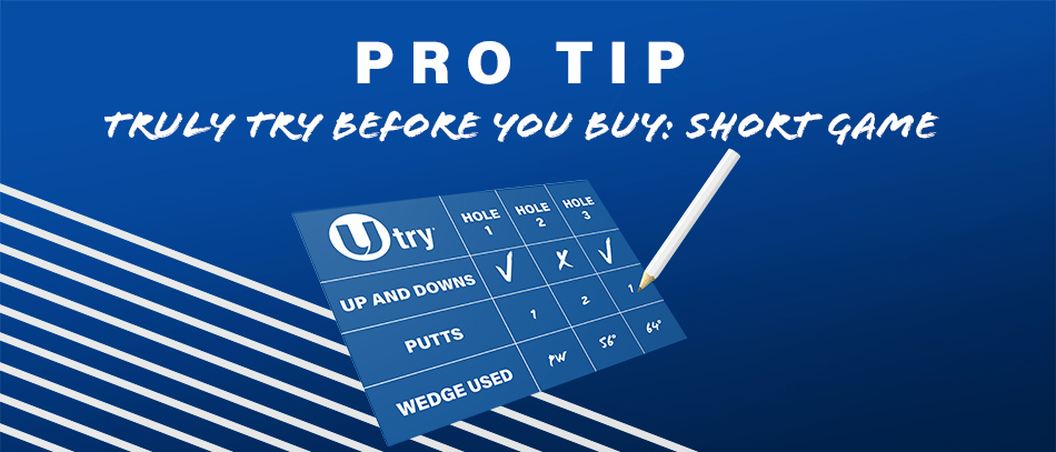 Pro Tip Utry Short Game Header