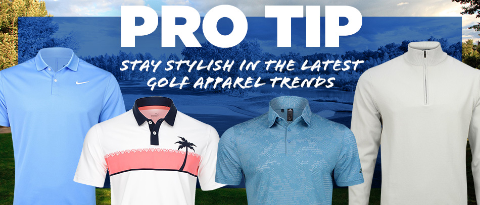 Stylish Men's Golf Apparel Guide