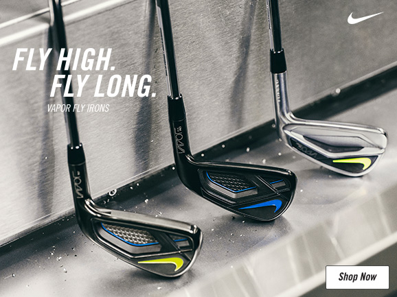 Nike Vapor Fly Irons – Fly High. Fly Long.