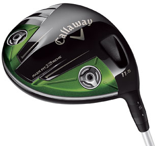 Callaway RAZR Fit driver review - Golf Monthly