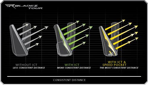 TaylorMade RocketBladez Max Iron Set at GlobalGolf.com 8f655ec4b35