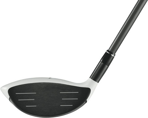 TaylorMade RBZ Fairway Wood Face View