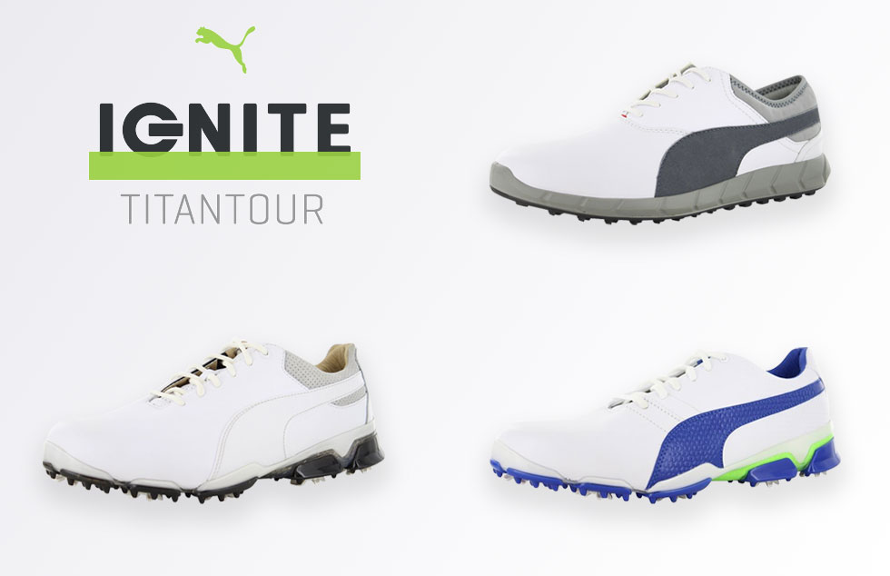 Enter To Win Puma Titan Tour Shoes Autographed By Rickie Fowler 448a4983a
