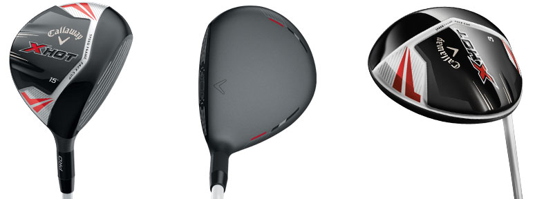 Callaway X-Hot Fairway Wood