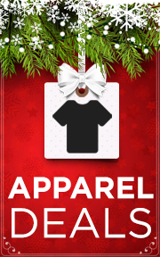 Apparel - Holiday Deals