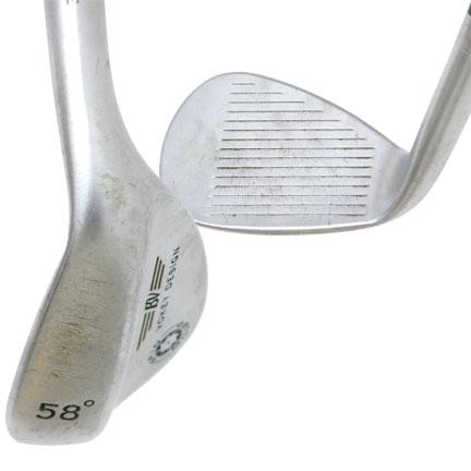 24a676dd068 Callaway MD4 Black C Grind Lucky Clover Wedge Lob Wedge Used Golf ...