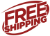 Product qualifies for Free Shipping - Applies to ground service within Continental US