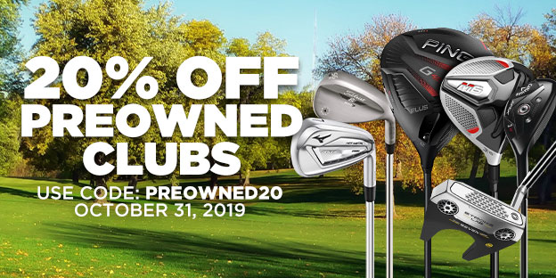 Used Golf Clubs Preowned Golf Club Equipment At Globalgolf Com