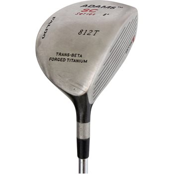 Adams SC 812T Driver Preowned Golf Club