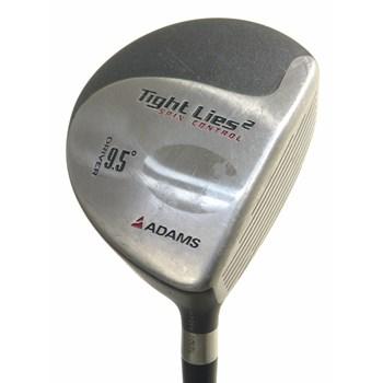 Adams Tight Lies SC Driver Preowned Golf Club