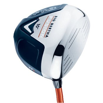 Callaway BIG BERTHA FUSION FT-3 Driver Preowned Golf Club