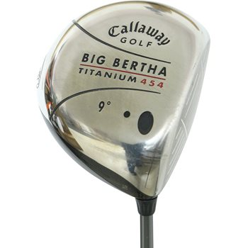 Callaway BIG BERTHA TI 454 Driver Preowned Golf Club