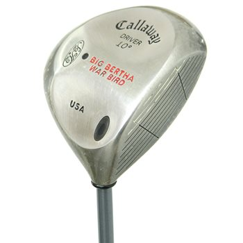 Callaway BIG BERTHA WAR BIRD Driver Preowned Golf Club
