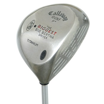 Callaway BIGGEST BIG BERTHA Driver Preowned Golf Club