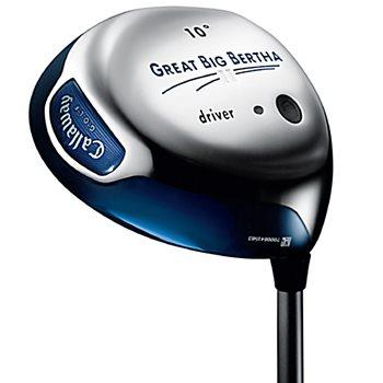 Callaway GREAT BIG BERTHA II Driver Preowned Golf Club