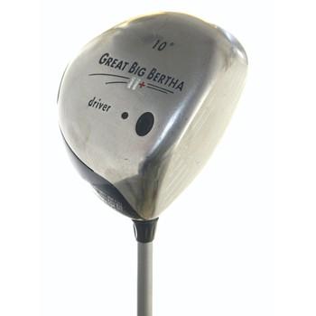 Callaway GREAT BIG BERTHA II PLUS Driver Preowned Golf Club