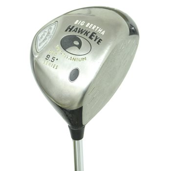 Callaway HAWK EYE VFT PRO SERIES TITANIUM Driver Preowned Golf Club