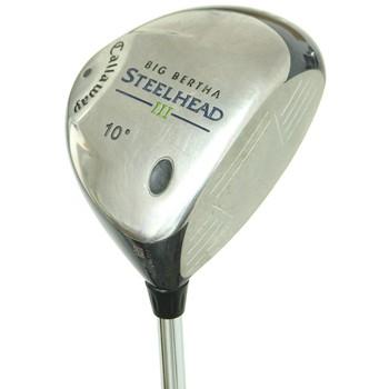 Callaway STEELHEAD III Driver Preowned Golf Club