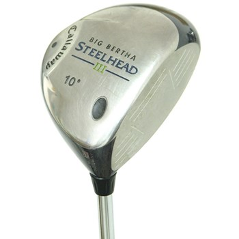 Callaway STEELHEAD III Driver Preowned Golf Club