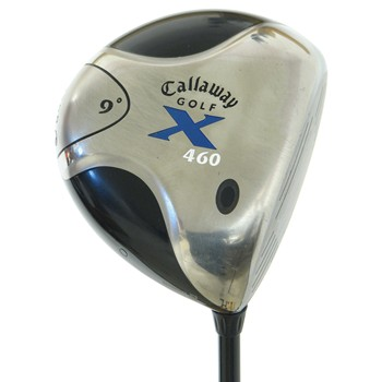 Callaway X460 Driver Preowned Golf Club