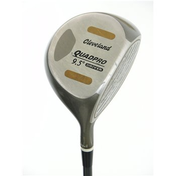 Cleveland QUADPRO Driver Preowned Golf Club