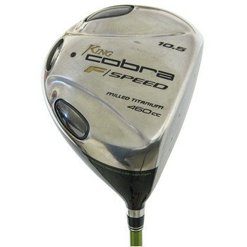 Cobra F SPEED Driver Preowned Golf Club