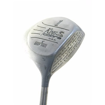 Cobra KING COBRA DEEP FACE Driver Preowned Golf Club