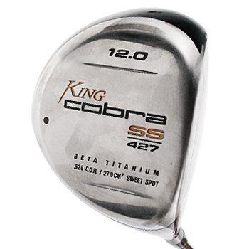 Cobra SS 427 Driver Preowned Golf Club