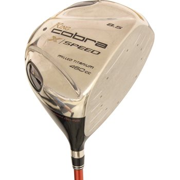 Cobra X SPEED Driver Preowned Golf Club