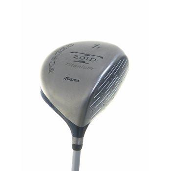 Mizuno T-ZOID FORGED TI Driver Preowned Golf Club