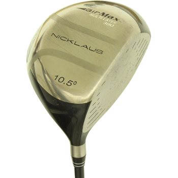 Nicklaus AIR MAX ML 380 Driver Preowned Golf Club