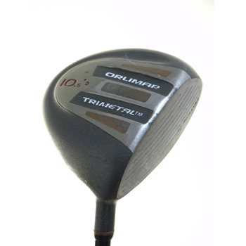 Orlimar TRIMETAL Driver Preowned Golf Club