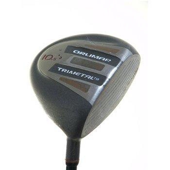 Orlimar TRIMETAL Driver Preowned Golf Club