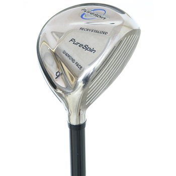 PureSpin DIAMOND FACE Driver Preowned Golf Club