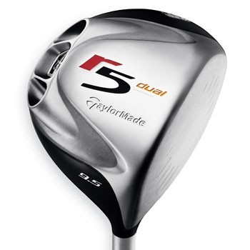 TaylorMade r5 dual Driver Preowned Golf Club