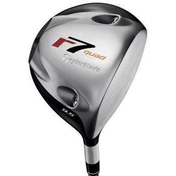 TaylorMade r7 quad Driver Preowned Golf Club