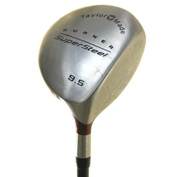TaylorMade SUPERSTEEL Driver Preowned Golf Club