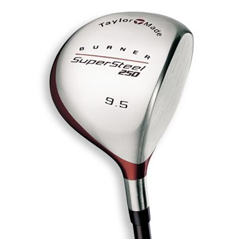 TaylorMade SUPERSTEEL 250 Driver Preowned Golf Club