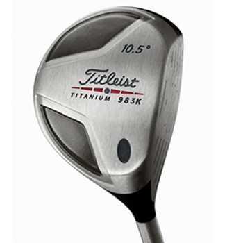 Titleist 983K Driver Preowned Golf Club