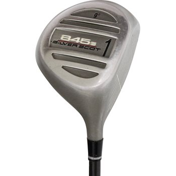 Tommy Armour 845 SILVER SCOT (GREY FINISH) Driver Preowned Golf Club