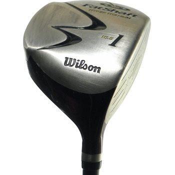 Wilson FAT SHAFT Driver Preowned Golf Club