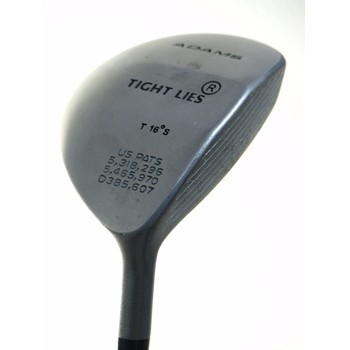 Adams TIGHT LIES 1998 Fairway Wood Preowned Golf Club