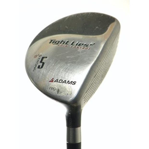 Adams Tight Lies SC Fairway Wood Preowned Golf Club